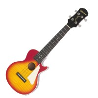 Photo EPIPHONE LES PAUL UKULELE HERITAGE CHERRY SUNBURST