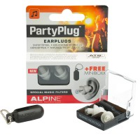 Photo ALPINE PARTY PLUG WHITE