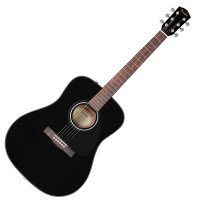 Photo FENDER CD-60 BLACK