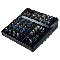 Photo ALTO PRO ZMX862 COMPACT - MIXER 6 CANAUX