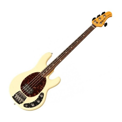 MUSIC MAN STINGRAY 4 CLASSIC COLLECTION CLASSIC WHITE RW