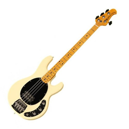 MUSIC MAN STINGRAY 4 CLASSIC COLLECTION CLASSIC WHITE MN