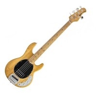 Photo MUSIC MAN STINGRAY 5 CLASSIC COLLECTION CLASSIC NATURAL MN