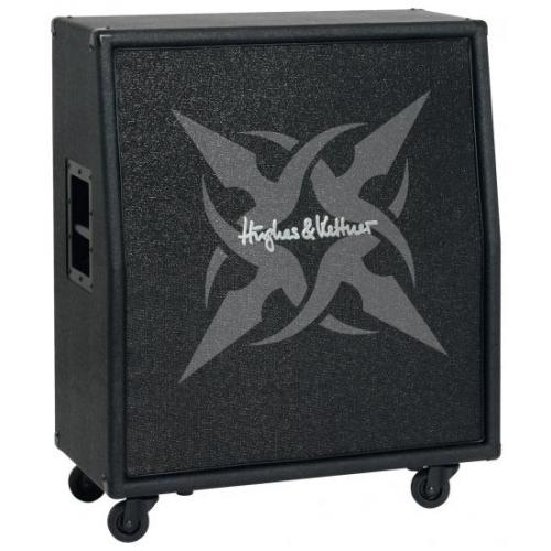 HUGHES&KETTNER MC412CL - BAFFLE 4X12 / 320W PAN COUPÉ