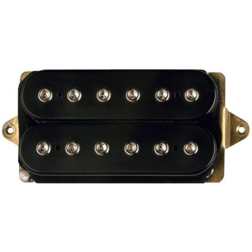 DIMARZIO DP104F - SUPER 2 F-SPACED BLACK