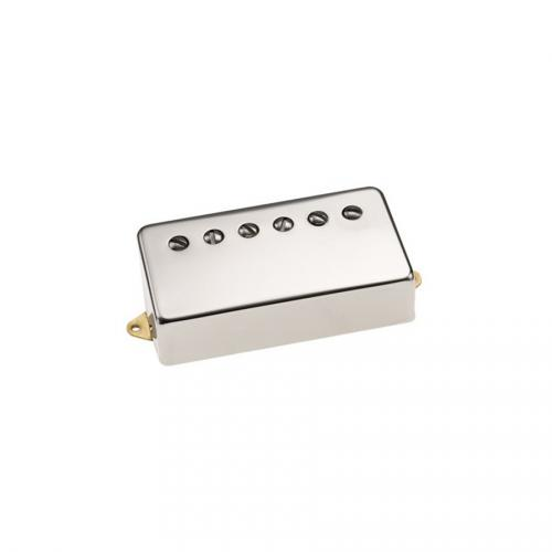 DIMARZIO DP192 - AIR ZONE NICKEL COVER