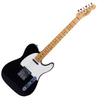 Photo FENDER CUSTOM SHOP 2011 TELECASTER PRO MAPLE CC BLACK