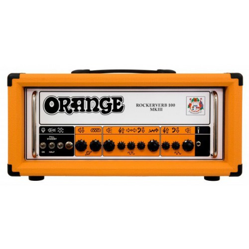 ORANGE RK100H ROCKERVERB 100 MKIII HEAD