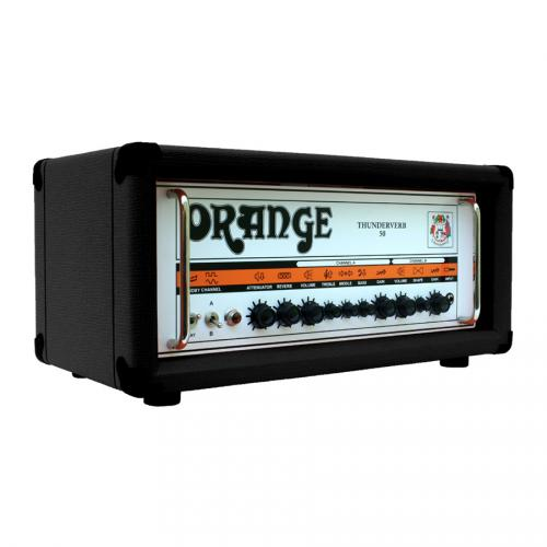 ORANGE TV50HB THUNDERVERB 50 HEAD BLACK