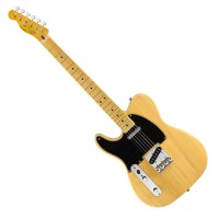 Photo SQUIER CLASSIC VIBE TELECASTER '50S BUTTERSCOTCH BLONDE MAPLE GAUCHER