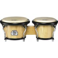 "Photo PEARL BONGOS 6"".7"" CHAINE NATUREL"