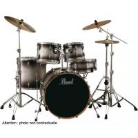 "Photo PEARL VISION VML 5 FÛTS ROCK 22"" BLACK SILVER BURST"