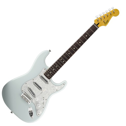 SQUIER VINTAGE MODIFIED SURF STRATOCASTER SONIC BLUE