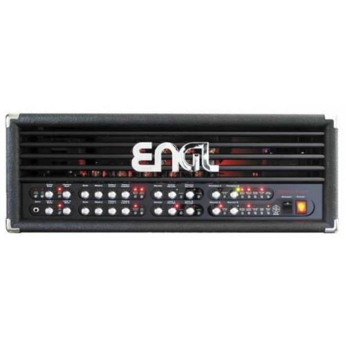 ENGL SPECIAL EDITION E670 - TÊTE D'AMPLI 100 WATTS À LAMPES