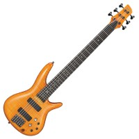 Photo IBANEZ GVB36 GERALD VEASLEY SIGNATURE AMBRE