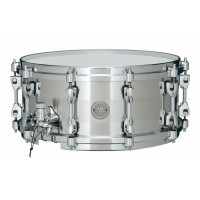"Photo TAMA PSS146 - STARPHONIC STAINLESS STEEL 14""X6"""
