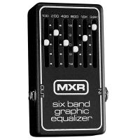 Photo MXR M109 - EQ 6 BANDES