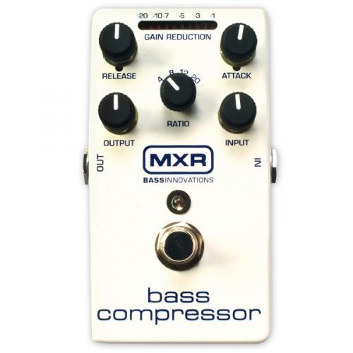 MXR M87 - BASS COMPRESSOR