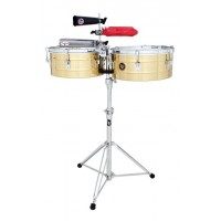 Photo LP TIMBALES TITO PUENTE 14/15 CUIVRE