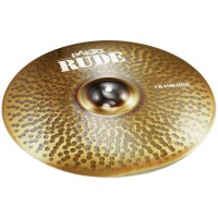Photo PAISTE RUDE CRASH RIDE 17""