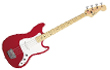 Photo SQUIER BRONCO BASS TORINO RED