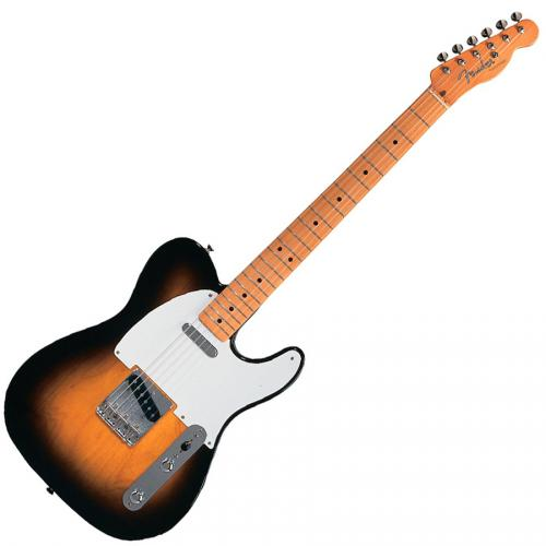 FENDER CLASSIC '50S TELECASTER 2-COLOR SUNBURST MAPLE
