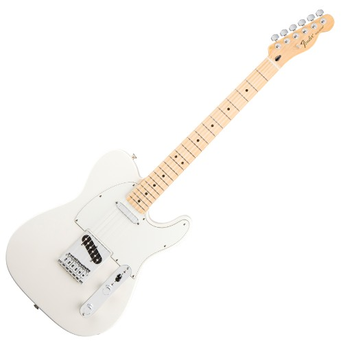 FENDER STANDARD TELECASTER ARCTIC WHITE MAPLE