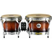 "Photo MEINL BONGOS 7 & 9"", FÛTS FRÊNE BURST BRILLANT FREE RIDE"