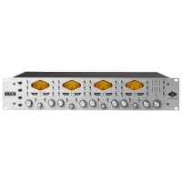 Photo UNIVERSAL AUDIO 4-710D PRÉAMPLIFICATEUR MICRO