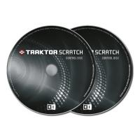 Photo NATIVE INSTRUMENTS TRAKTOR PAIRE DE CD KONTROL MKII