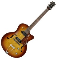 Photo GODIN 5TH AVENUE CW KINGPIN II COGNAC BURST