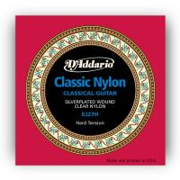 Photo D'ADDARIO EJ27H CLASSIC NYLON HARD TENSION