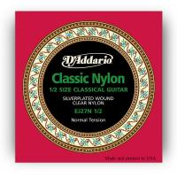 Photo D'ADDARIO EJ27N 1/2 CLASSIC NYLON NORMAL TENSION