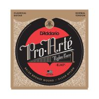 Photo D'ADDARIO EJ47 PRO ARTE NORMAL TENSION BRONZE/CLEAR