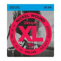 Photo D'ADDARIO EXL145 NICKEL WOUND HEAVY PLAIN 3RD 12/54