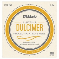 Photo D'ADDARIO J64 DULCIMER 4-ST