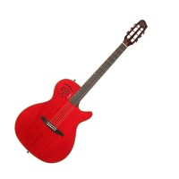 Photo GODIN MULTIAC STEEL DUET AMBIANCE TRANS RED HG