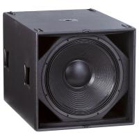 "Photo MARTIN AUDIO WS18X SUB BASSE 1X18"" / 1000W AES"