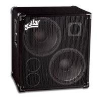 "Photo AGUILAR GS2128 - BAFFLE 2X12"" 600 WATTS / 8 OHMS"