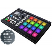 Photo NATIVE INSTRUMENTS MASCHINE MIKRO MKII BLACK