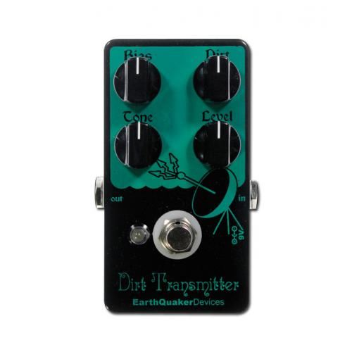 EARTHQUAKER DEVICES - DIRT TRANSMITTER FUZZ
