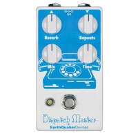 Photo EARTHQUAKER DEVICES - DISPATCH MASTER DELAY & REVERB V2