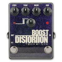 Photo TECH 21 BOOST DISTORTION