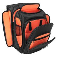 Photo UDG U9101BLOR SAC A DOS NOIR INTERIEUR ORANGE