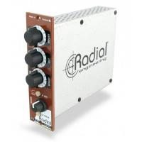 Photo RADIAL Q3 - EQUALISEUR À INDUCTANCE AU FORMAT API 500