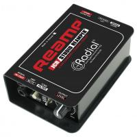 Photo RADIAL REAMP JCR - BOITIER DE REAMPING