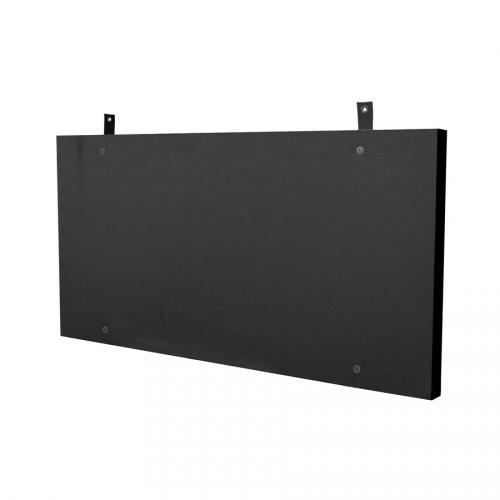 primacoustic saturna panneau isolant de plafond noir 122 x 60 x 5 cm achat traitement. Black Bedroom Furniture Sets. Home Design Ideas