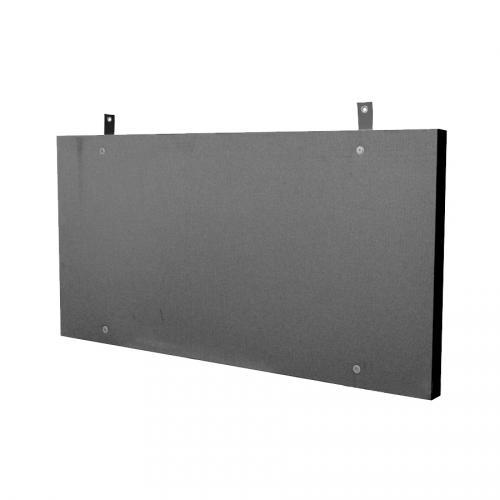 primacoustic saturna panneau isolant de plafond gris 122 x 60 x 5 cm achat traitement. Black Bedroom Furniture Sets. Home Design Ideas