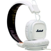 Photo MARSHALL CASQUE MAJOR CLASSIC WHITE