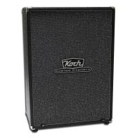 "Photo KOCH KCC212VS BAFFLE 2X12"" VERTICAL SILVER"
